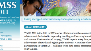 TIMSS2011